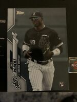 Luis Robert Image Variation Rookie 2020 Topps S2 392 RC White Sox Factory Set