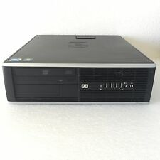 HP 6000 Pro SFF  INTEL C2D E8400 3.00Ghz 4GB 250GB WIN 7 pro COA desktop PC