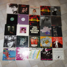 LP Sammlung mit 25 Schallplatten  Rock Indie Pop alle abgebildet all illustrated