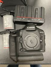 Canon EOS 1DX Mark ii - Extra Battery And Charger