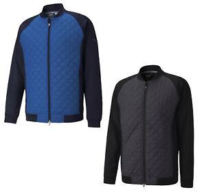 Puma Primaloft STLTH Jacket Mens Full Zip Golf Coat - New 2021 - Choose Color &