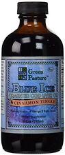 Green Pasture Fermented Cod Liver Oil Cinnamon Tingle 237 ml / 8 fl oz Liquid