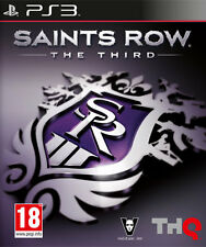 Saints Row The Third PS3 Playstation 3 IT IMPORT THQ