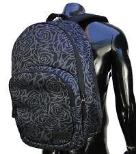 Vans Classic Scho Mens Unisex Womens Black Backpack School Bag