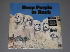 DEEP PURPLE  In Rock 180g Half Speed Master LP gatefold New Sealed Vinyl