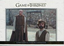 Game Of Thrones Season 6 Gold Relationships Chase Card DL31 Lord Varys & Tyrion