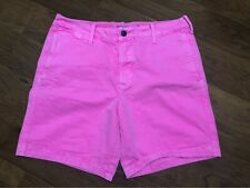 Abercrombie & Fitch ANF #128326110 204052781 Hot Pink MEN SZ 36 NEW