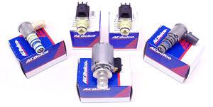 4L60E Transmission Solenoid Kit TCC EPC Shift 2003-On 5pc Set OEM NEW
