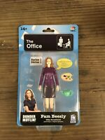 The Office Pam Beesly Receptionist Action Figure