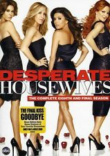 Desperate Housewives: The Complete Eighth an (2012, DVD NEUF) Season 85 DISC SET