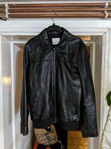 Bolongaro trevor leather jacket