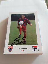 Signierte AK Lars Müller KFC Uerdingen NEU