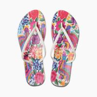 Reef Women's Escape Lux Prints Flip Flop Sandals - Mexicana
