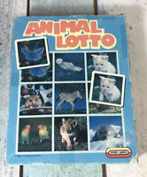 Vintage Game Animal Lotto Spears Games