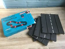 Vintage Slot Car Carrera # 510 Straight Section Track Piece Set Original Box