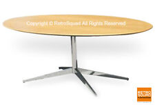 Florence Knoll Base (NO TOP) Table Desk Danish Modern Table Base Herman Miller