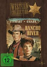 Rancho River - James Stewart - Maureen O Hara - DVD - OVP - NEU