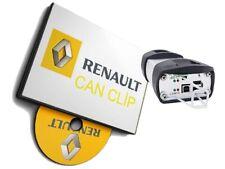 CAN CLIP Renault Software V205 Validité 2029 Multi Langue Lire Description !!!