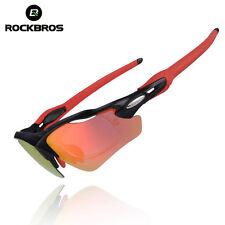 ROCKBROS Cycling Glasses Polarized Sunglasses Cycling Fishing Climbing Glasses