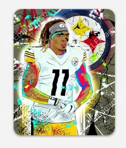 Chase Claypool #11 MAGNET - Pittsburgh Steelers Nation Die Cut Vinyl Football WR