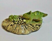Protoceratops The Safari Carnegie Collection Dinosaur Figurine Toy 1988 Vintage
