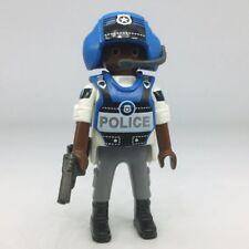 Playmobil policier américain pilote 1