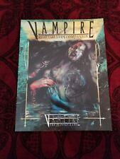 Vampire Storytellers Companion - Vampire the Masquerade