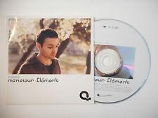 MONSIEUR CLEMENT : JE N'AI JAMAIS SU ♦ CD SINGLE PORT GRATUIT ♦