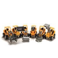 1 X Giocattolo di camion in miniatura in miniatura Il miglior regalo di rac CRIT