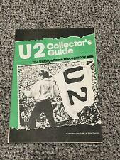 U2 Vintage Collector's Guide The Unforgettable Discography