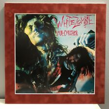 "White Zombie ""Soul Crusher� Pro Matted Album Art, Rock, Thrash, Metal, 12�x12�"