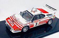 TRANSKIT 1/43; BMW M1, Beguin-Lenne, Rally Tour de Corse 1983