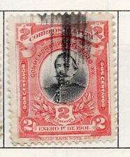 Peru 1895-1902 Early Issue Fine Used 2c. 182274