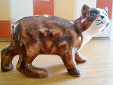 Probabilmente Rushton Pottery Isola di Man Melange MANX CAT