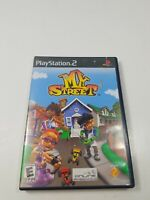 My Street (Sony PlayStation 2, 2003) Complete Tested working