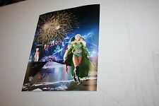 WWE WOMENS CHAMPION CHARLOTTE FLAIR SIGNED AUTO 8X10 PHOTO WRESTLEMANIA 33