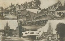 Warwick 5 views bedford real photo series