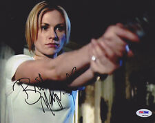 Brit Morgan SIGNED 8x10 Photo Debbie Pelt True Blood PSA/DNA AUTOGRAPHED