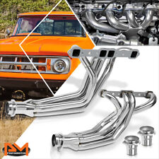 For 68-78 Dodge Ramcharger/W-series 361-440 V8 S.Steel Long Tube Exhaust Header