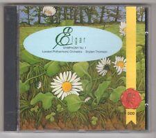 (GY794) Elgar, Symphony No 1 - London Philharmonic Orchestra - 1991 CD