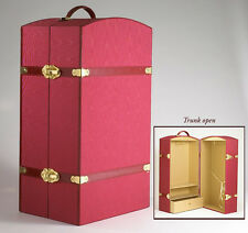 "Doll Trunk Case Steamer fits 18"" American Girl, Our Generation & Carpatina Dolls"
