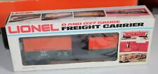 LIONEL O Scale GREAT NORTHERN Freight Carrier TRAIN Car BOXED 6-9449