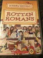 Horrible Histories: Rotten Romans DVD (2009) cert PG