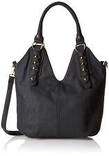 Modern Shoulder Black Bag MG Collection Brand New