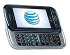 Pantech Laser - Blue (AT&T) Cellular Phone