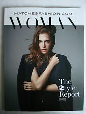 MATCHES FASHION.COM WOMAN MAGAZINE SPRING SUMMER 2014 ISSUE NO 2 LAKE BELL COVER