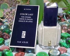 *SALE* 338 DELICATE ~ AVON COLOR LAST~ NAIL ENAMEL POLISH - FREE US SHIPPING