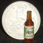 Dollhouse Miniatures Texas Brewed Beer Lawnmower 1:12 Scale
