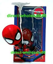 Hot Toys Spider Man Web Swinging Cosbaby Magnetic Feature HomeComing Spiderman