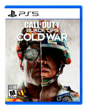 Call of Duty: Black Ops Cold War -- Standard Edition (Sony PlayStation 5, 2020)